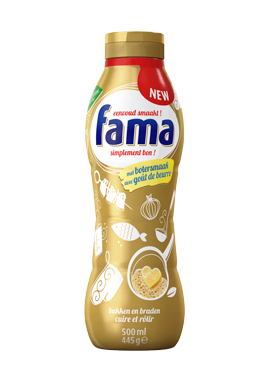 Fama knijpfles 500 ml