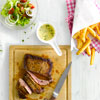 Steak bearnaise